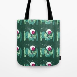 Night Rider Pattern Tote Bag
