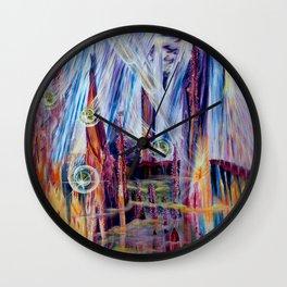 Shivuot  (Shee-voo-oot) Wall Clock