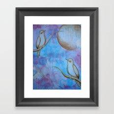 Moonlight II Framed Art Print