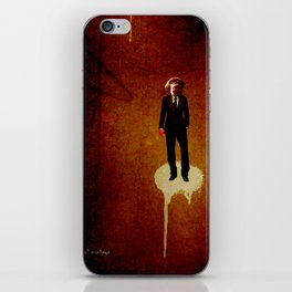 We're All Monkeys iPhone Skin