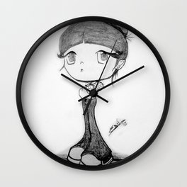 Macarena Wall Clock