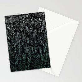 Ghost Botanic Stationery Cards
