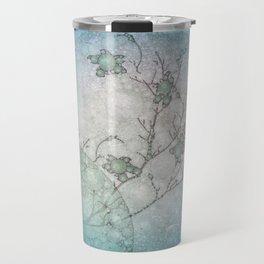 Serenity Blue Travel Mug