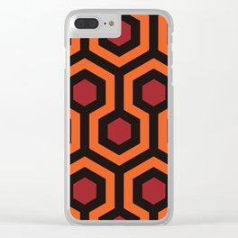 The Shining by Adam Armstrong Clear iPhone Case