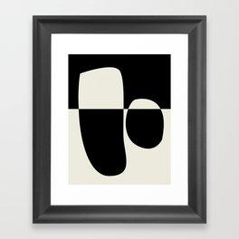 // Reverse 02 Framed Art Print