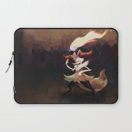 Mystic Fire Laptop Sleeve