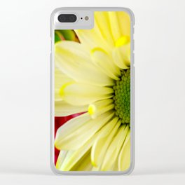 Seeds of Life Clear iPhone Case