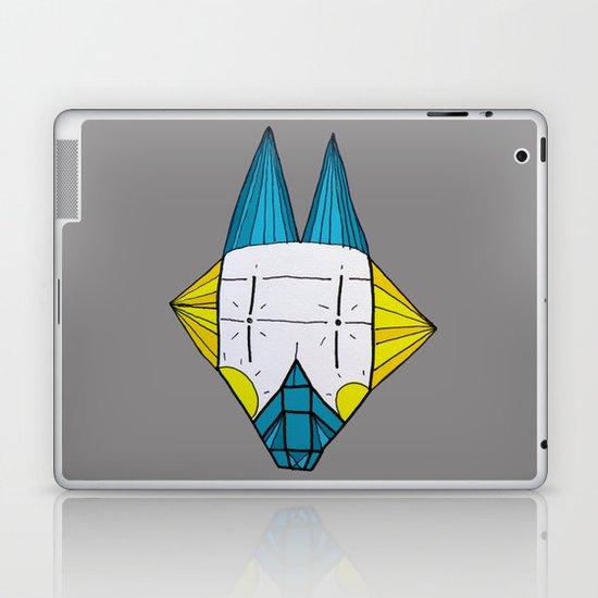 Robo dog Helgi Laptop & iPad Skin