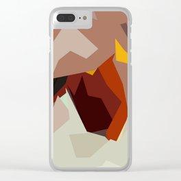 Primitivo2 Clear iPhone Case