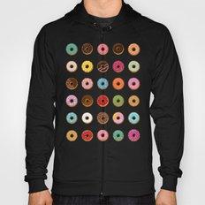 Colorful Doughnuts Hoody