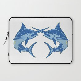 Sailfish is one of the most hardest fishes to catch Laptop Sleeve