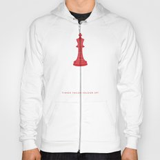 We Are Not So Very Different -Tinker Tailor Soldier Spy Hoody
