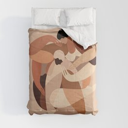 Abstract Figures 13 Comforters