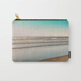 Golden Beach Days Carry-All Pouch