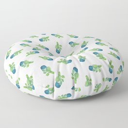 Fiddle Leaf Fig Floor Pillow