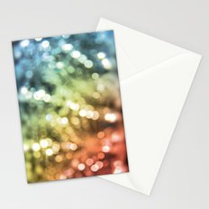I Remember The Light In Your Eyes Stationery Cards