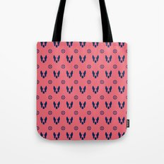 Boston Terrier & ball IV. Tote Bag