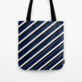 Team Colors 1...navy Tote Bag