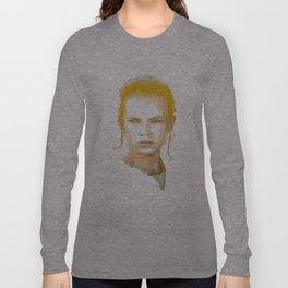 Rey (The Force Awakens) Long Sleeve T-shirt