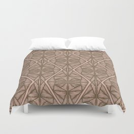 Tendons-Mousse Duvet Cover