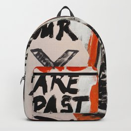 Romeo and Juliet Backpack