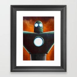 Stobot Framed Art Print