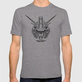 Tristan from Twilight Axis lineart B T-shirt
