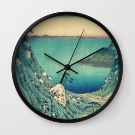Pathway to Yuge Wall Clock