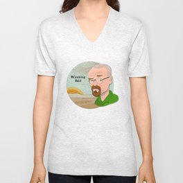 Breaking Bad Unisex V-Neck