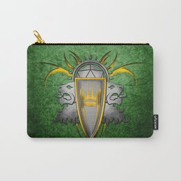 D20 Master of Dungeons and Dragons Green Carry-All Pouch