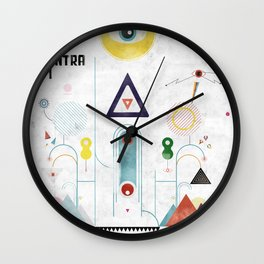 Escapulario Wall Clock