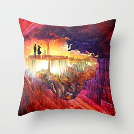 Tryst Throw Pillow