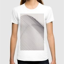 New York City, original fine photography, Manhattan, Oculus, Calatrava, World trade center, path T-shirt