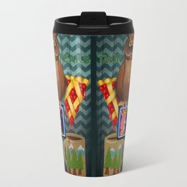 Twin Peaks Where The Coffee Is Always Hot Travel Mug