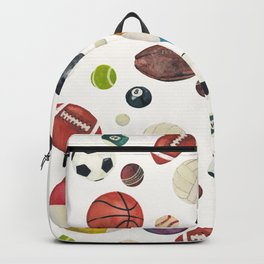 Sports fever Backpack
