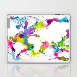Globe Trotter Jour Laptop & iPad Skin