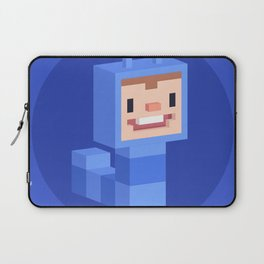 Cute caterpillar character Laptop Sleeve