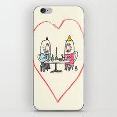 Manatee Date iPhone & iPod Skin
