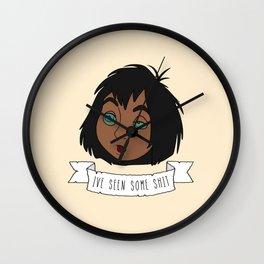 Mowgli Wall Clock