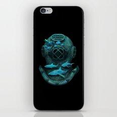 Deep Diving iPhone & iPod Skin