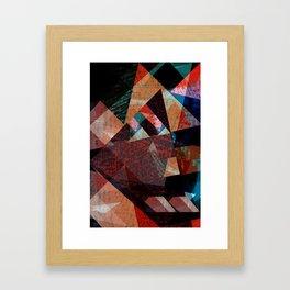 Iceberg Framed Art Print