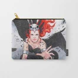 Transformation of The Morrigan Carry-All Pouch