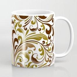 Abstract Floral 24 Coffee Mug