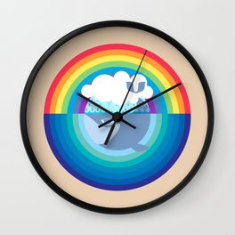 Perfect Circle Wall Clock