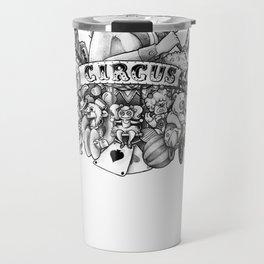 Circus Travel Mug