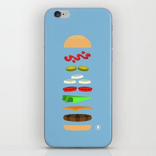 Chz Brgr iPhone & iPod Skin