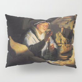 Rembrandt - The Parable of the Rich Fool Pillow Sham