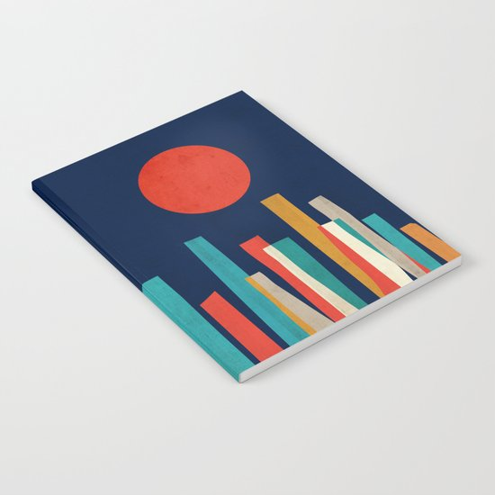 World's Edge Notebook