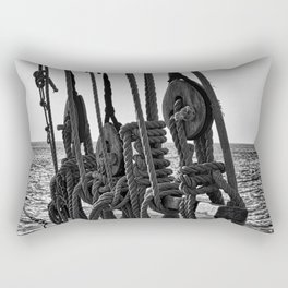 The Ropes Rectangular Pillow