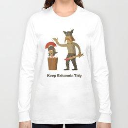 Keep Britannia Tidy Long Sleeve T-shirt